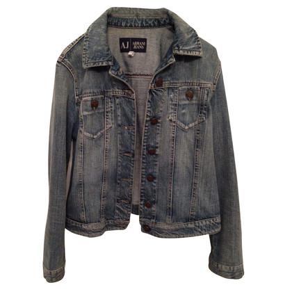 Armani Jeans Jean jacket