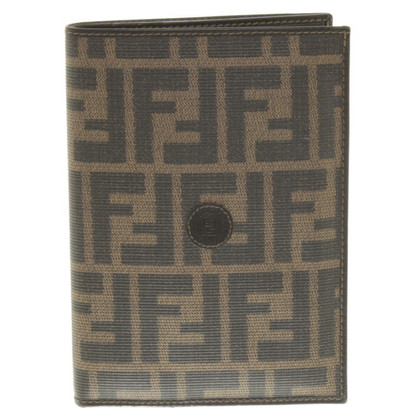 Fendi Wallet with LabelPrint