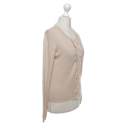 Elisabetta Franchi Vest in beige