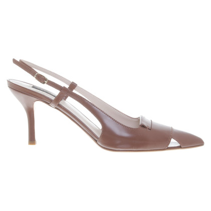 Escada pumps made of leather