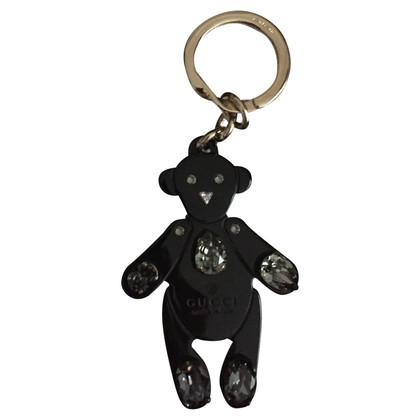 Gucci Teddy Bear Schlüsselanhänger