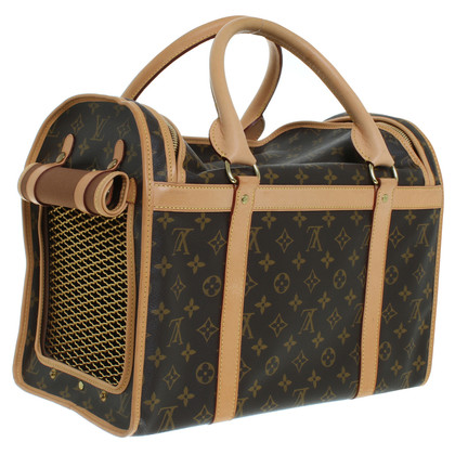 "Louis Vuitton ""Dog Bag 40 Monogram Canvas"""