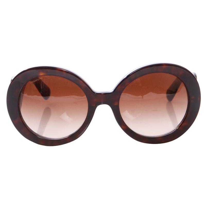 6e8397dd7d6 ... new zealand prada sunglasses with swirl arm 55662 973e1