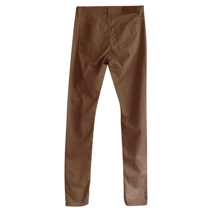 Acne Pantaloni in caramello