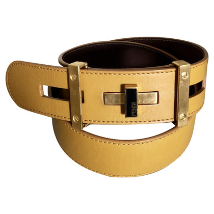 "Fendi ""Peekaboo Belt"""