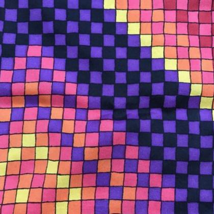 Emanuel Ungaro Geometrische Print Scarf