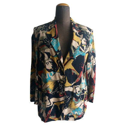 Alberta Ferretti Blazer in multicolor