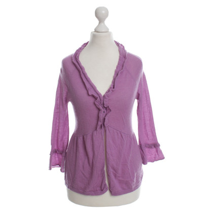 Dear Cashmere Kashmir top in pink