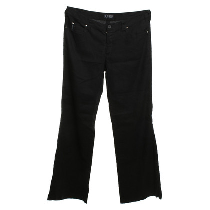 Armani Jeans trousers in dark blue