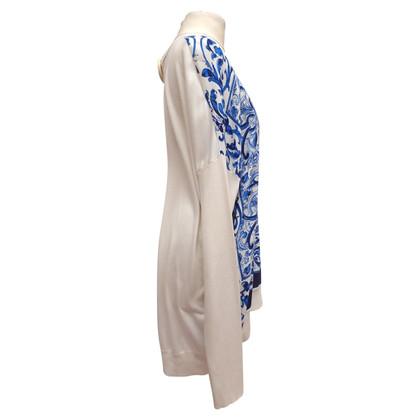 Dolce & Gabbana Oversized sweater zijde