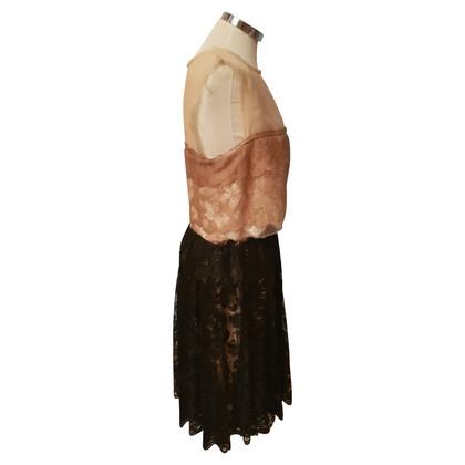Lanvin kanten jurk