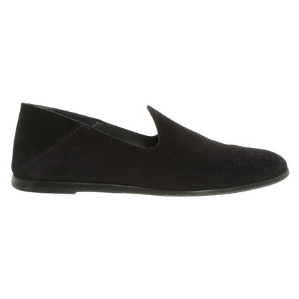 Pedro Garcia Suede slippers