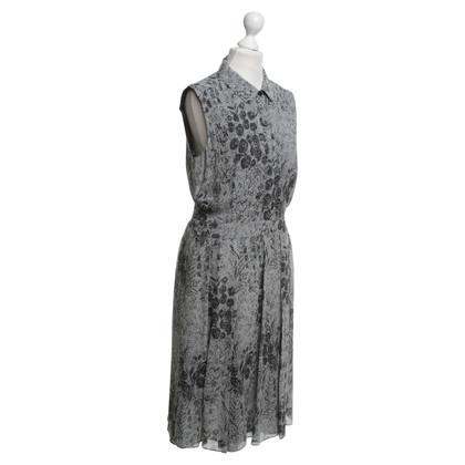 Hobbs zijden jurk met een bloemmotief