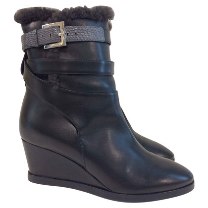Fendi Black Ankle boots