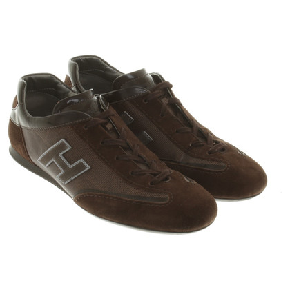 Hogan sneaker Leather