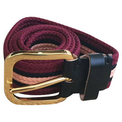 Marni braided belt