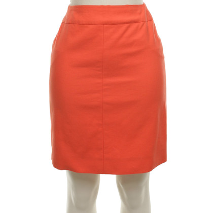 Chanel Mini skirt in orange