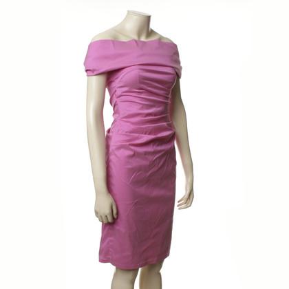 Talbot Runhof Kleid in Pink