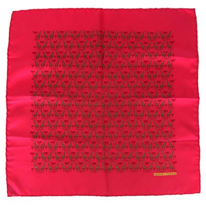Hermès Silk handkerchief