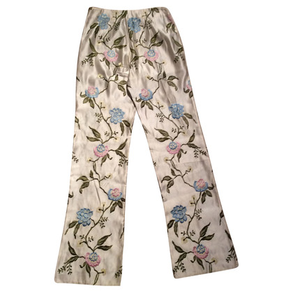 Giorgio Armani Floral pants