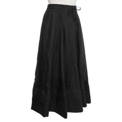 DKNY Skirt made of silk
