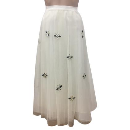 Blumarine Tulle skirt