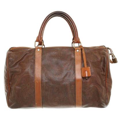 Etro Handtasche mit Paisley-Muster