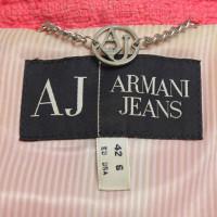 Armani Jeans Blazer in Pink