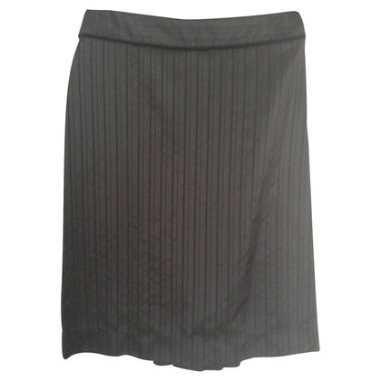Philosophy di Alberta Ferretti black skirt