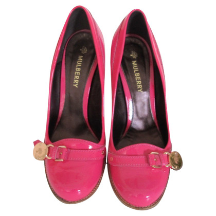 Mulberry pumps in Pink