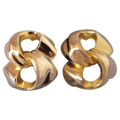 Givenchy Gold plated earrings
