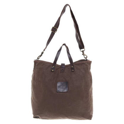Campomaggi Shopper in olive green