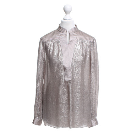 Tory Burch Blouse with effect thread