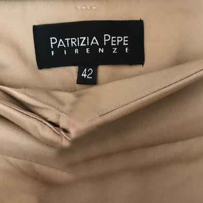 Patrizia Pepe Pantaloni sabbia