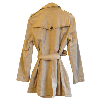 Blonde No8 Trench coat in beige