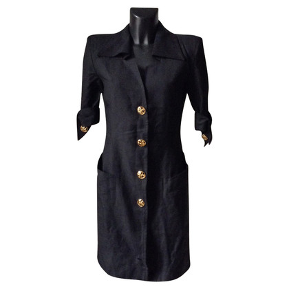 Nina Ricci Blouse dress in black