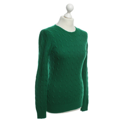 Ralph Lauren Cashmere sweater in green
