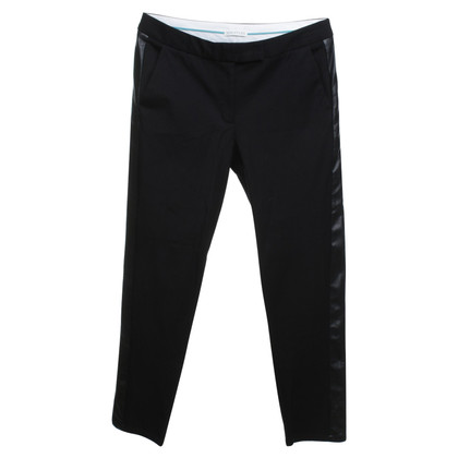 Whistles trousers in black