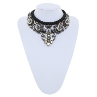 Swarovski Necklace with large crystals
