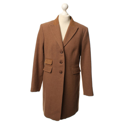 Nusco Coat in Brown