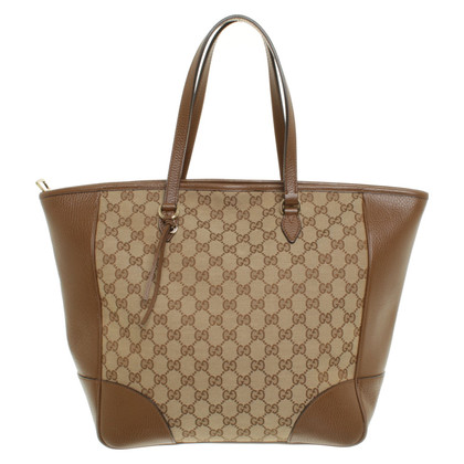 Gucci Shopper with Guccissima pattern