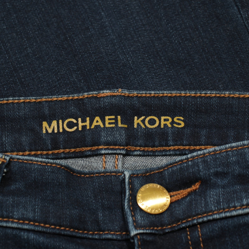 Michael Kors Jeans in Blue Second Hand Michael Kors Jeans