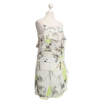 Diane von Furstenberg Dress in layered look