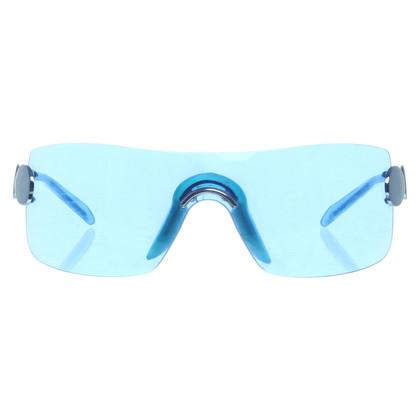 Christian Dior Zonnebril blauw