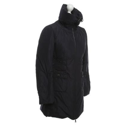 Moncler Down jacket in dark blue