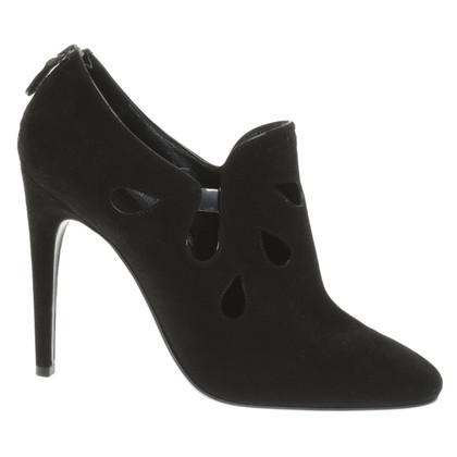 Bottega Veneta Enkellaarzen in zwart