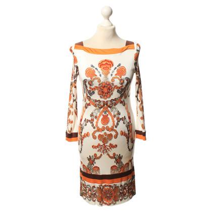 Gucci Patroon jurk
