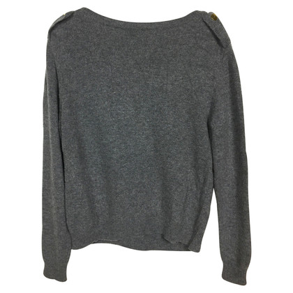 Max & Co Gray wool sweater