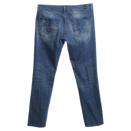"7 For All Mankind Jeans ""Roxanne"" in used look"