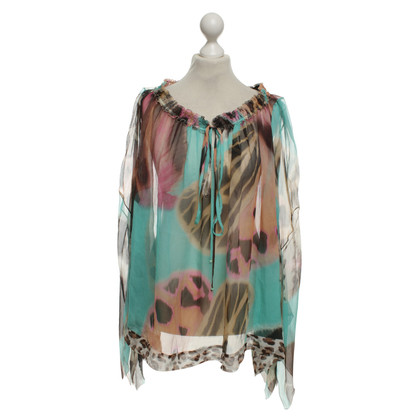 Blumarine Tunic of silk